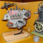 Motor - decoració de l'Autoescola Tècnica